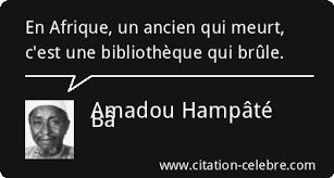 Amadou hampathe