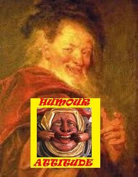 Democrite et humour attitude