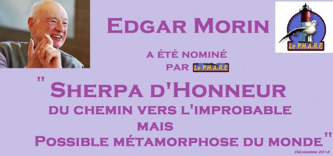 Edgar morin 1