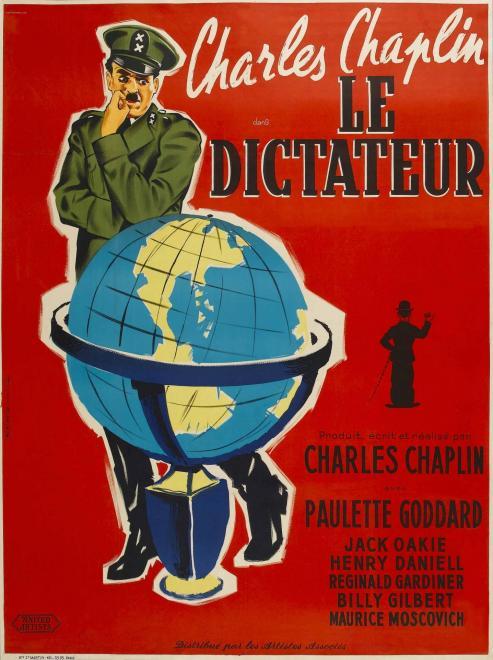 Le dictateur poster 130129 36194