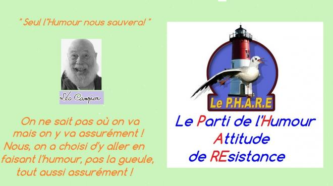 Leo campion et le phare