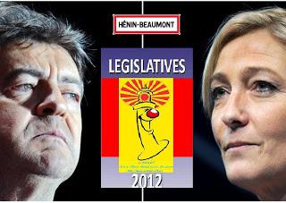 Le P.H.A.R.E à Hénin-Beaumont, Législatives 2012