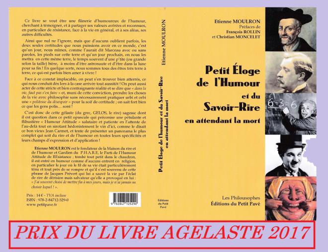 Prix livre agelaste 1