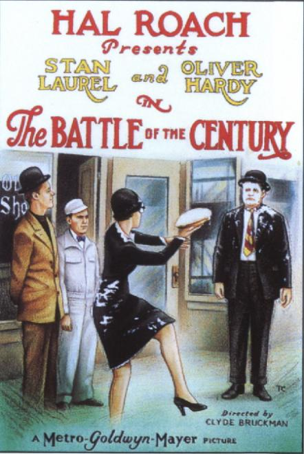 The battle of the century 1928